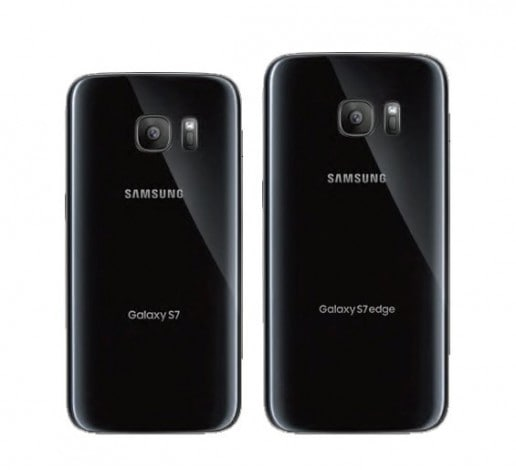 Galaxy S7 ed S7 edge back cover