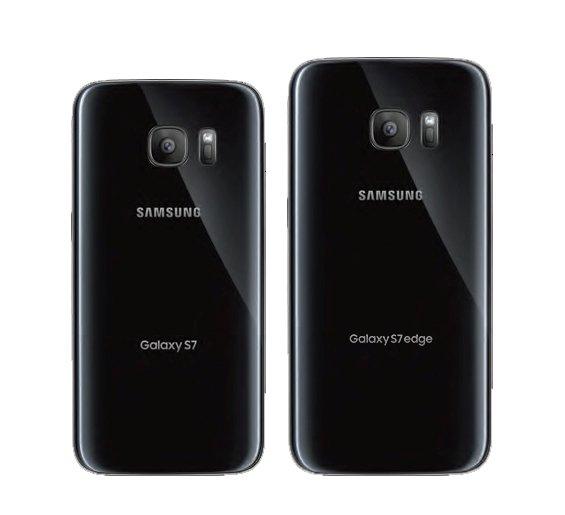 Galaxy S7 ed S7 edge back cover