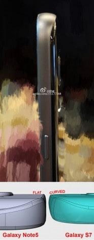Galaxy S7 profilo