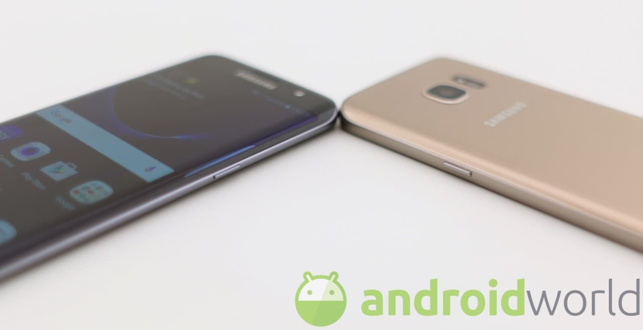 Galaxy S7 vs Galaxy S7 edge - 7