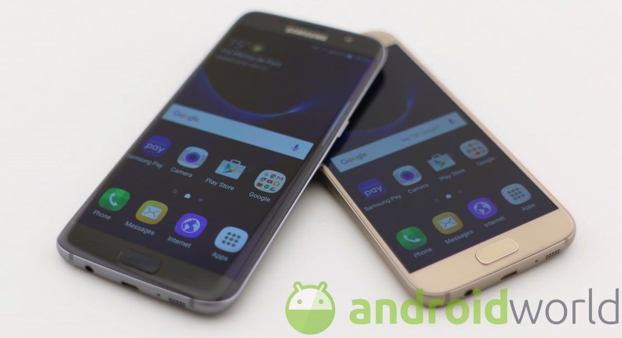 Galaxy S7 vs Galaxy S7 edge - 9