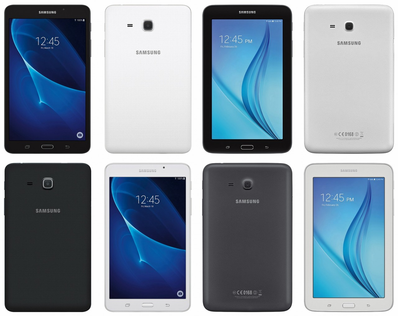 Galaxy Tab A Tab E 2016