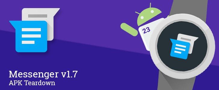 Google Messenger si aggiorna per l'Android Wear che ancora non c'è