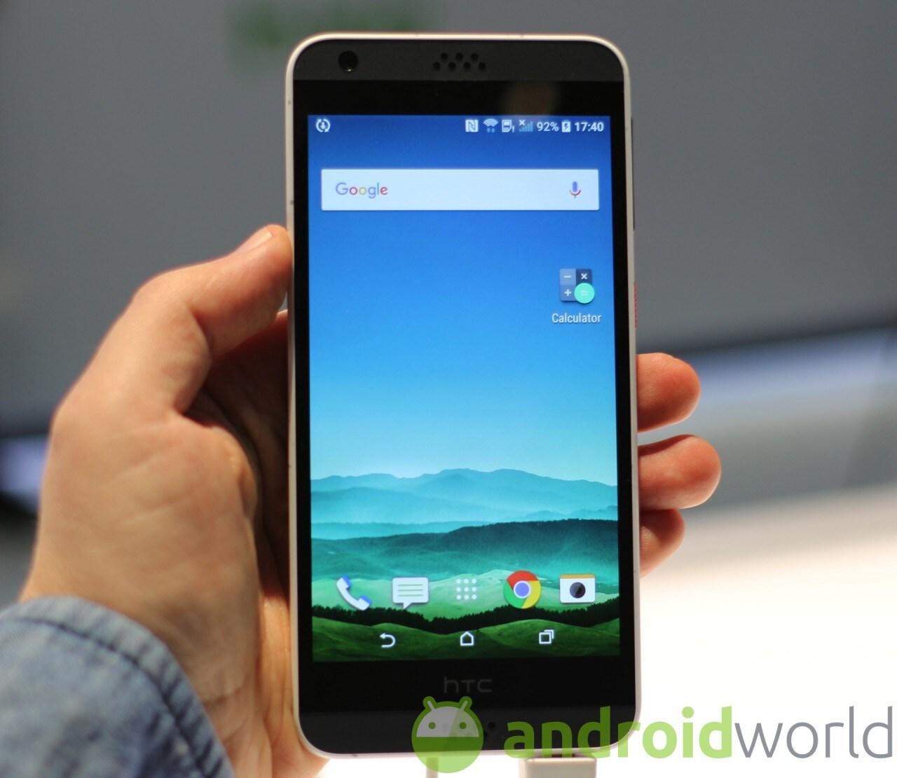 HTC Desire 530 - 2