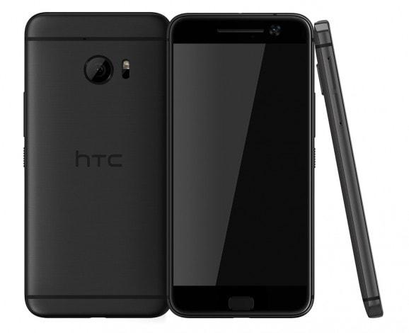 HTC One M10 Perfume mockup