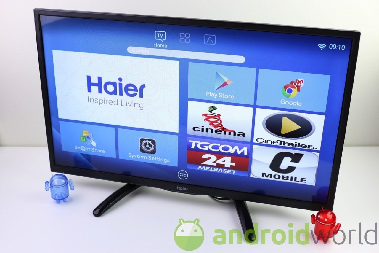 Haier Android Smart TV LE32U5000A