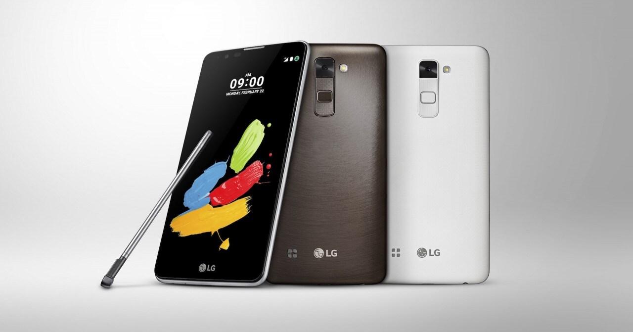 LG Stylus 2 - 2
