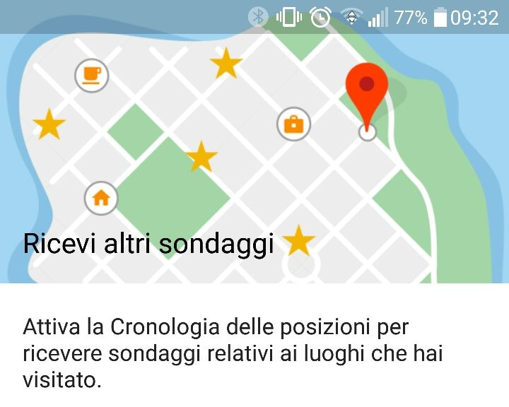 Opinion Rewards più sondaggi
