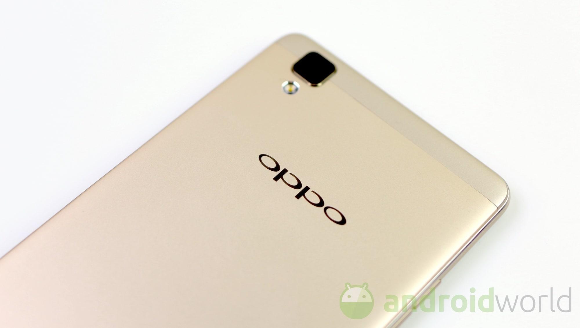 OPPO R9S sarà lanciato il 12 settembre