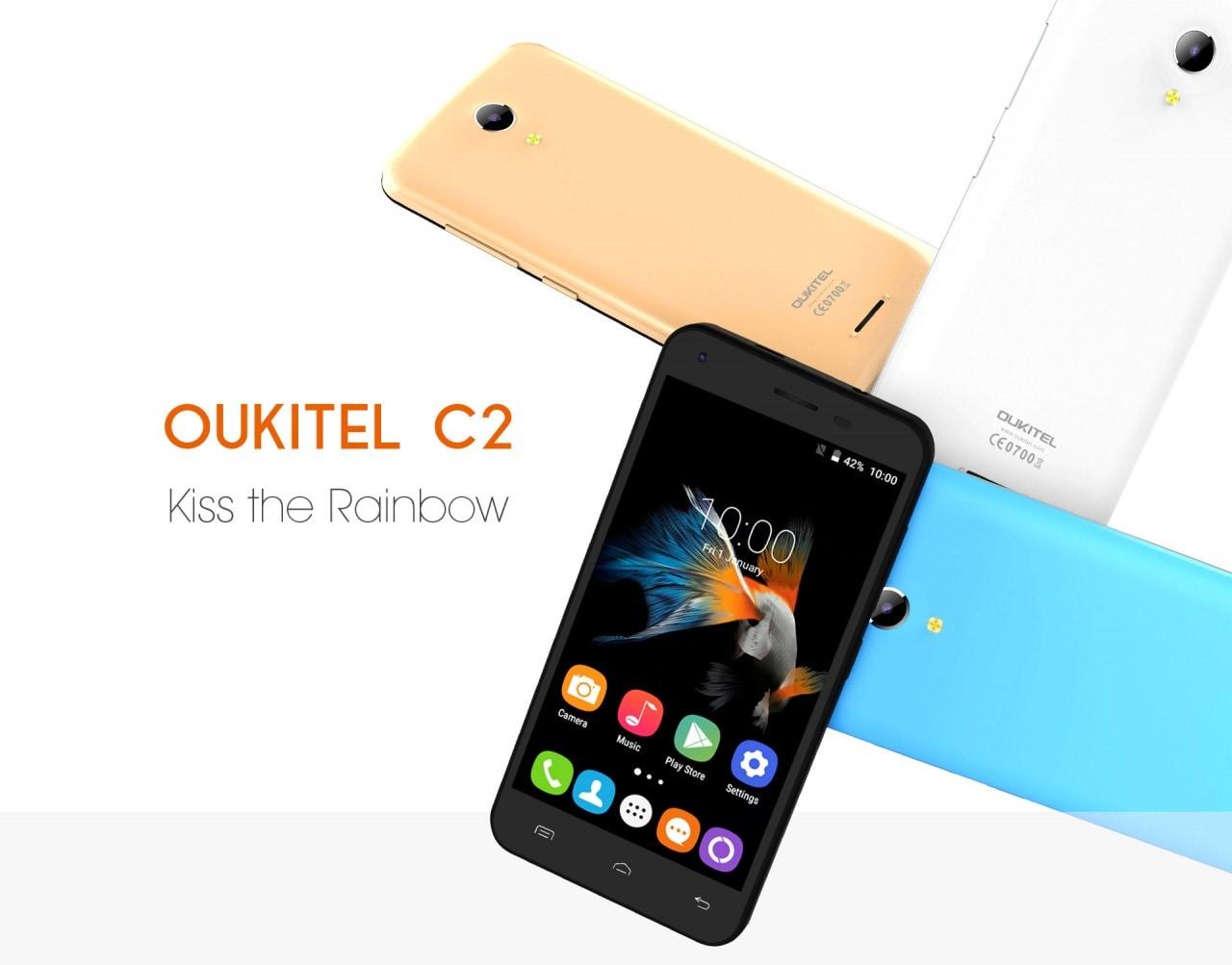 Oukitel annuncia il suo smartphone più economico di sempre ma... non dice quanto costa (foto)