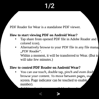 PDF Readerfor Android Wear (1)