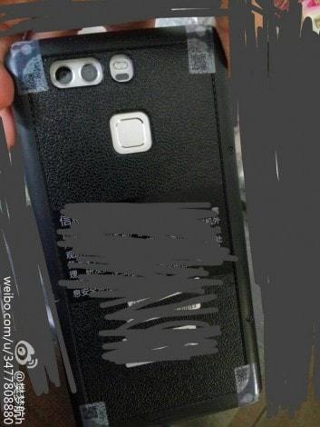 Prototipo Huawei P9
