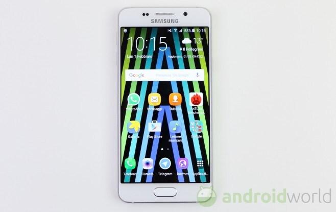 Samsung Galaxy A3 (2016) - 1