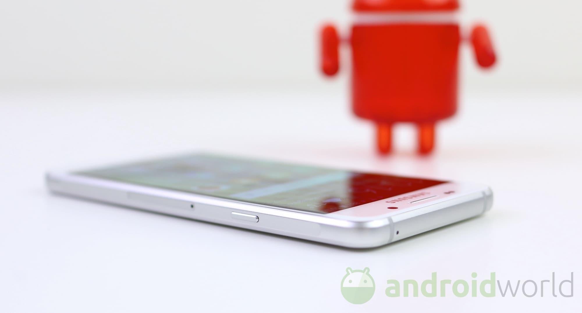 Samsung Galaxy A3 (2016) – 5