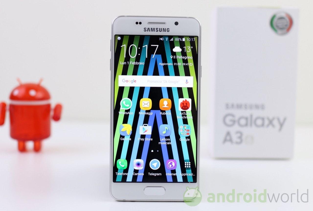 Samsung Galaxy A3 (2016) - 8