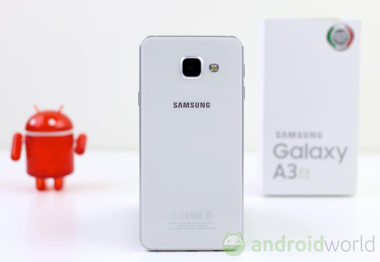 Marshmallow in casa Samsung: indizi per A3 (2016) e rollout iniziato per Galaxy Tab A 8.0