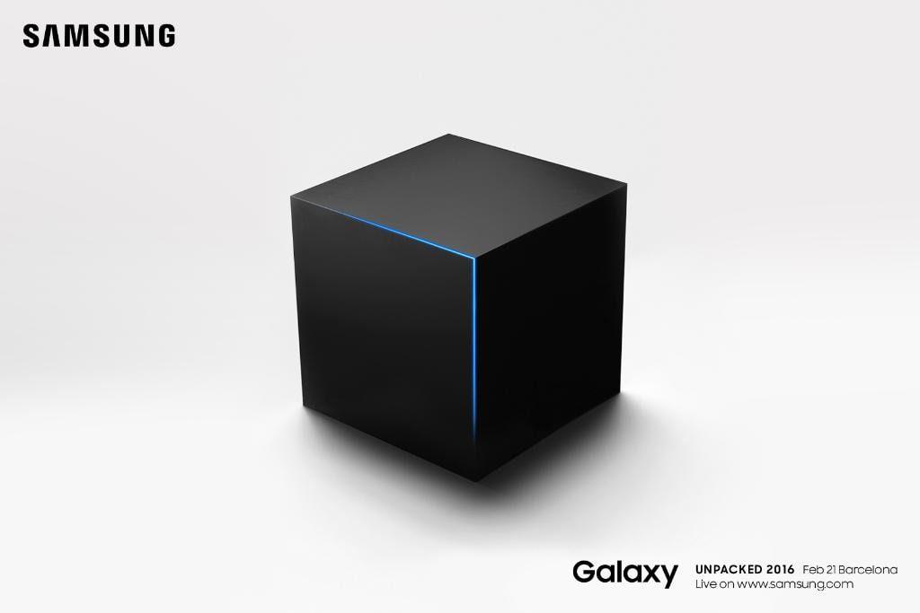 Samsung Galaxy S7 Unpacked 2016