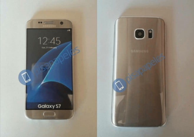 Samsung Galaxy S7 leaked - 3