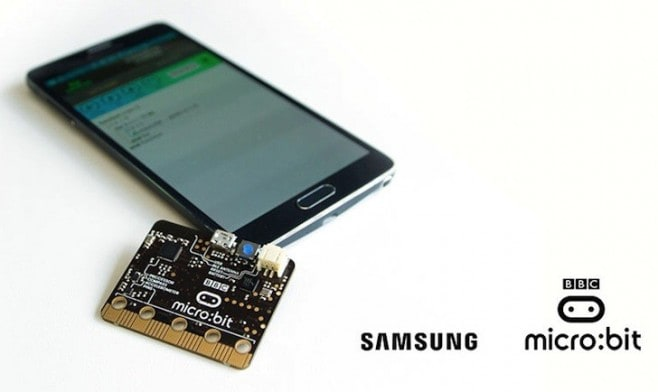 Samsung micro-bit - 0