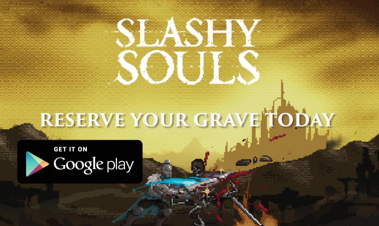 Slashy Souls è lo spin-off ufficiale di Dark Souls III solo per gli USA...sì certo, come no (download apk)