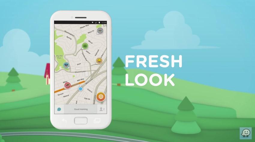 Waze 4.0 finalmente in arrivo: ecco il video di presentazione ufficiale