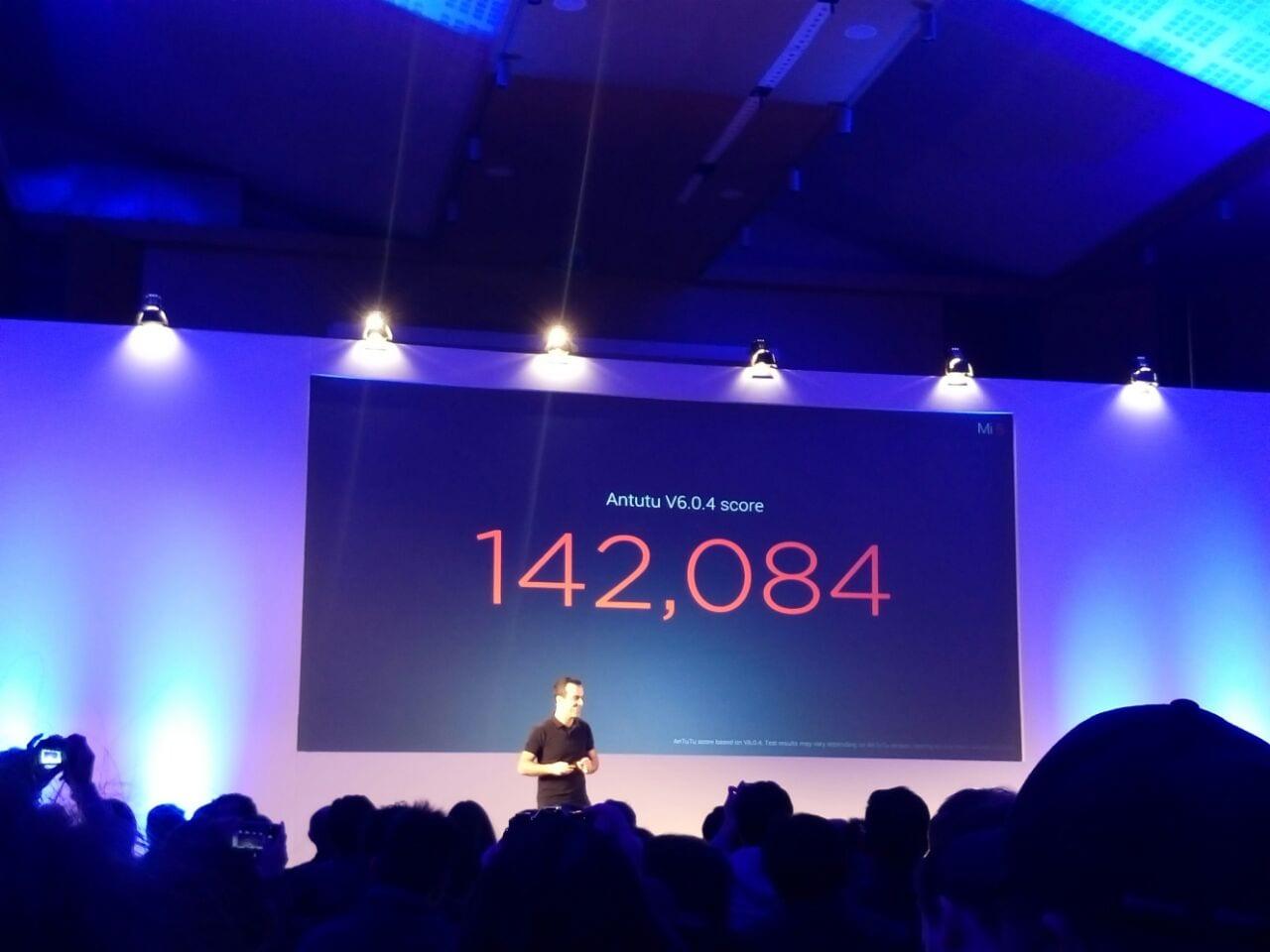 Xiaomi Mi 5 AnTuTu