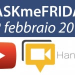 askmefriday 12 febbraio 2016