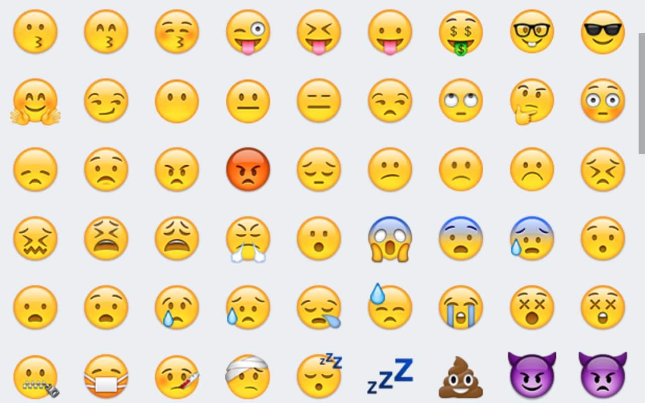 WhatsApp si aggiorna sul Play Store con una valanga di emoji (che già conoscerete)