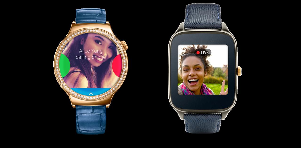 Google annuncia il nuovo Android Wear con speaker, supporto a WhatsApp e Telegram e nuove gesture
