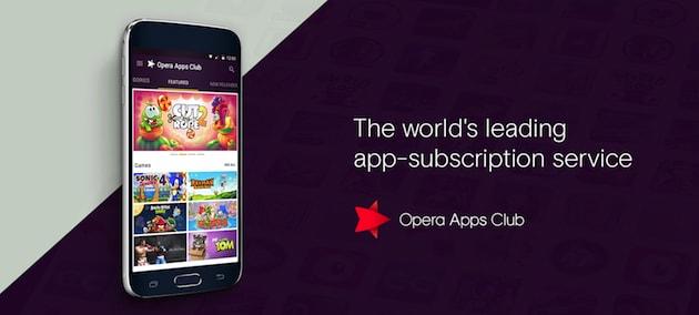 Opera Apps Club è il Netflix delle app (video)