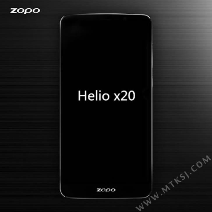 ZOPO Speed 8 sarà presentato al MWC 2016 (foto)