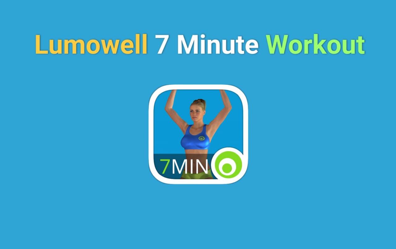 7 minuti sono sufficienti per tenersi in forma, grazie a 7 Minute Workout (foto)