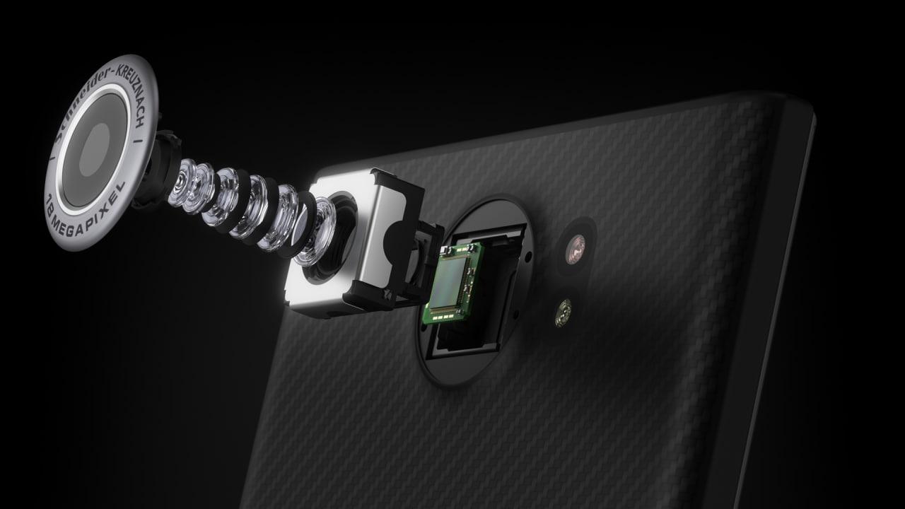Fotocamera, launcher, e tastiera di BlackBerry Priv sono tutti aggiornati sul Play Store (foto)