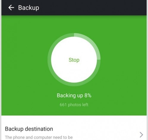 Airdroid backup foto - 1
