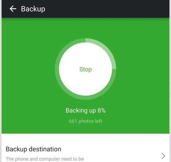 Airdroid backup foto – 1