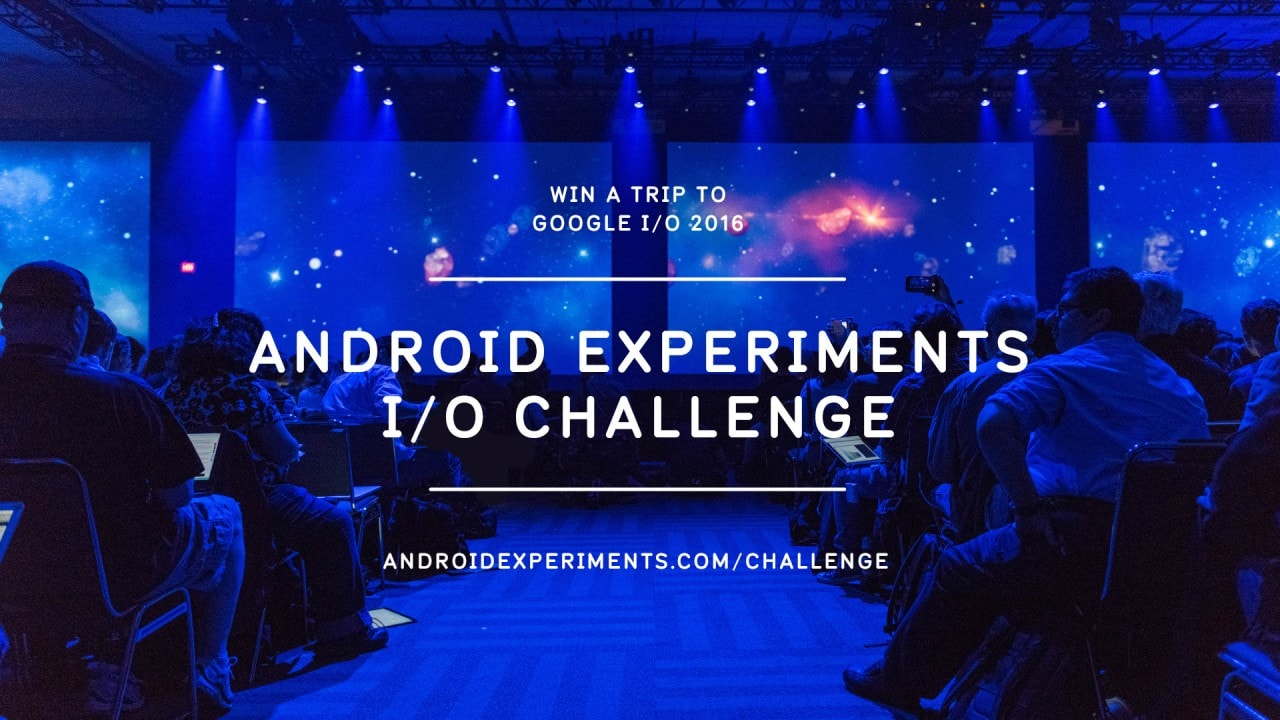 Android Experiments concorso