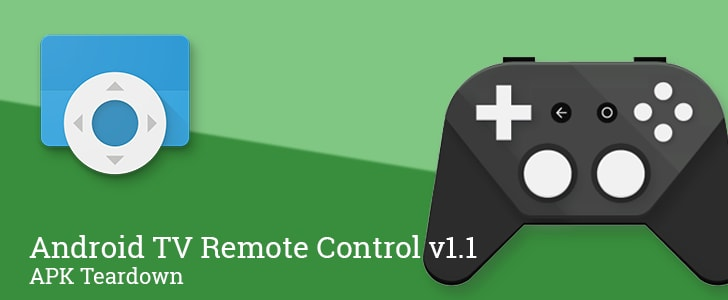 Android TV remote 1.1 teardown