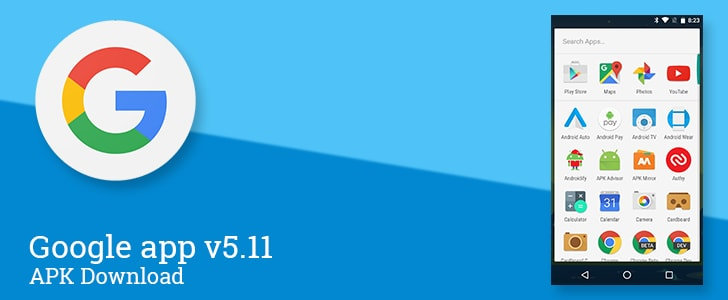 App Google 5.11 - 1