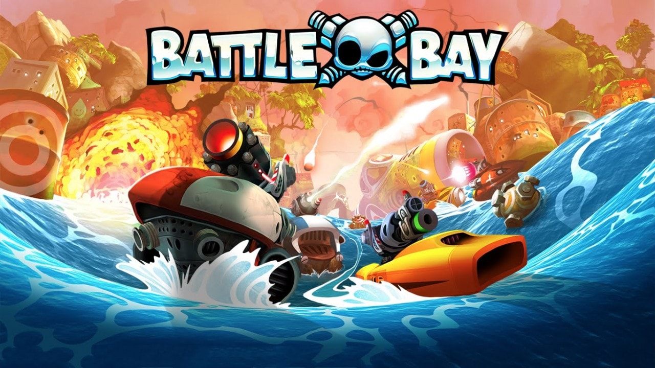 Battle Bay Copertina