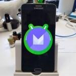 Galaxy Note 5 Marshmallow