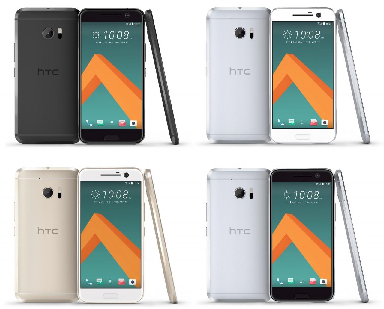 HTC 10 colorato