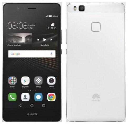 Huawei P9 Lite nero