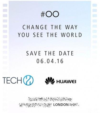 Huawei P9 evento lancio