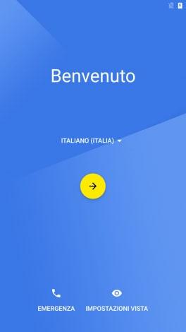 Installazione Android N - 1