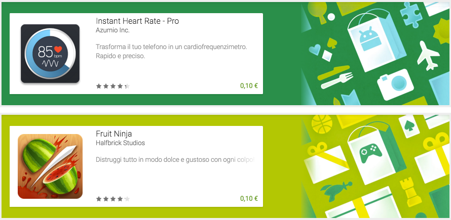 Instant heart rate pro fruit ninja