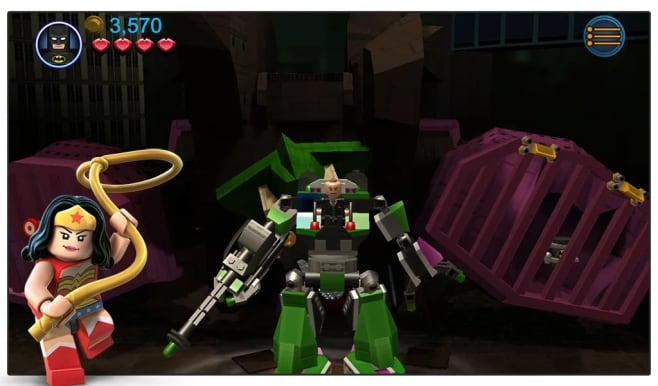 LEGO Batman DC Super Heroes - 1