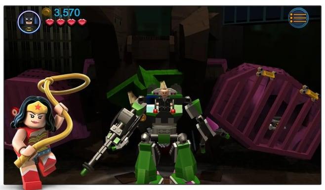 LEGO Batman DC Super Heroes - 1