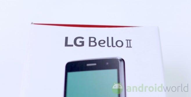 LG Bello II - 1