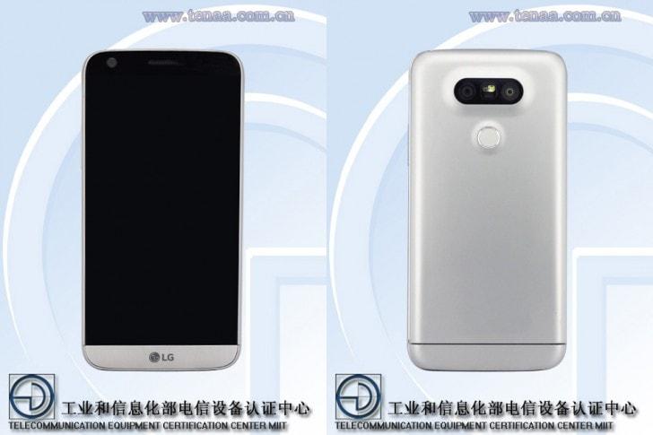 LG G5s - 4