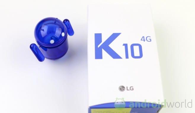 LG K10 4G - 1